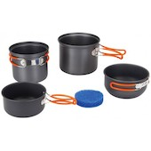 Fire-Maple FMC-208 2-3 Person Lightweight Aluminium Cookware Set